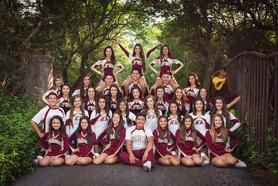 Los Fresnos Cheer 2015