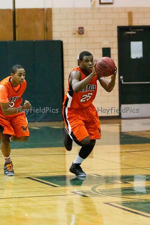 Boys Basketball JV Wakefield 1/29/13