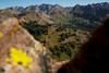 Gore Range seen from Bald Mountain, CO
