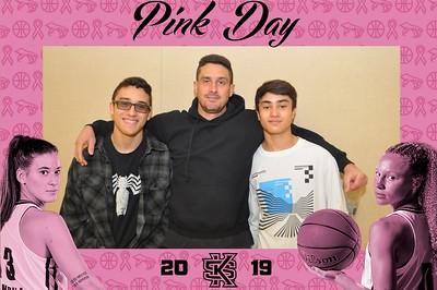 KSU Think Pink Game-2/9/2019