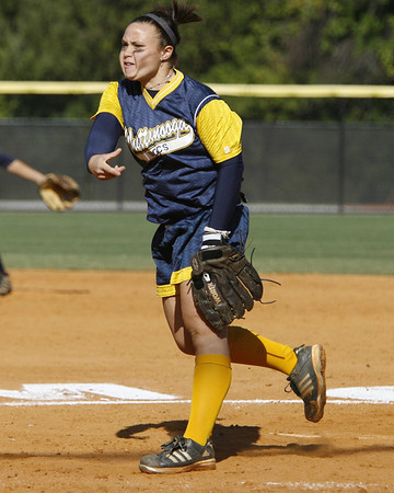 UTC Softball Blue Gold Game