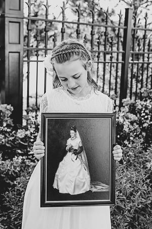 Elle's baptism session