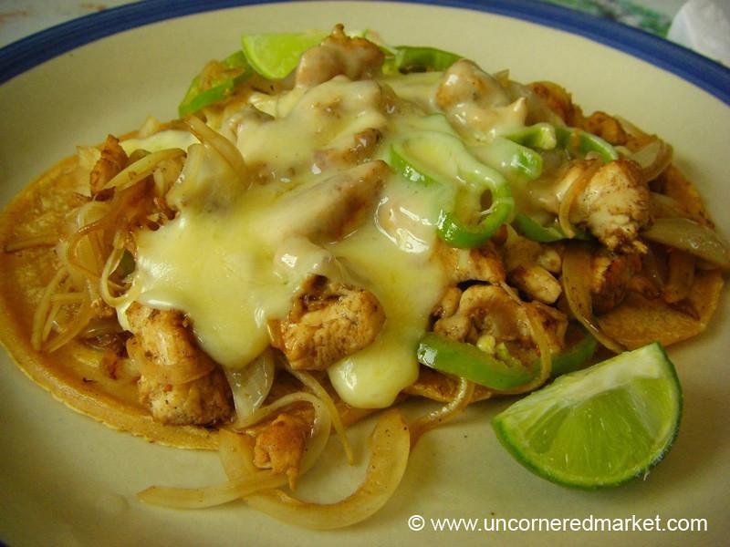 Yummy Mexican Dinner - Managua, Nicaragua