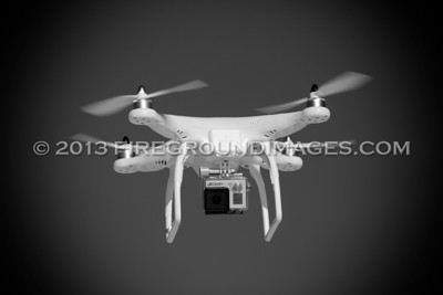 Introducing the FIREGROUNDIMAGES Aerial Drone