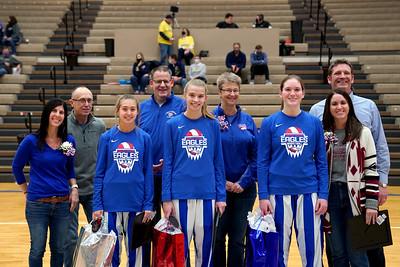 LB Girls' Basketball Senior Night (2021-01-07)