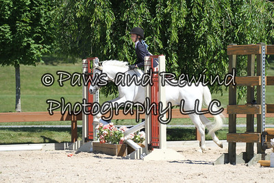 The Ridge at Riverview Schooling Show June 21, 2014