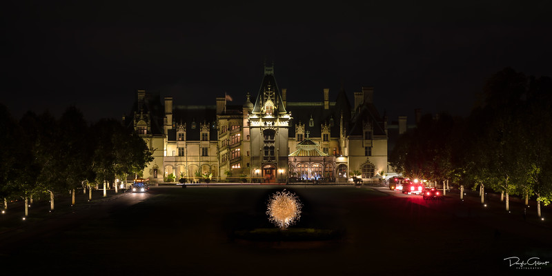 """Chihuly Nights at the Biltmore"""