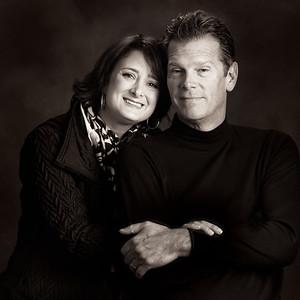 Carol Anne and Bobby