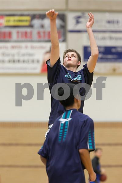 Juan Diego vs Stansbury Varsity Boys Basketball