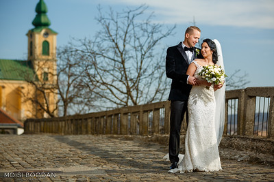 Csabi & Larisa - Wedding day