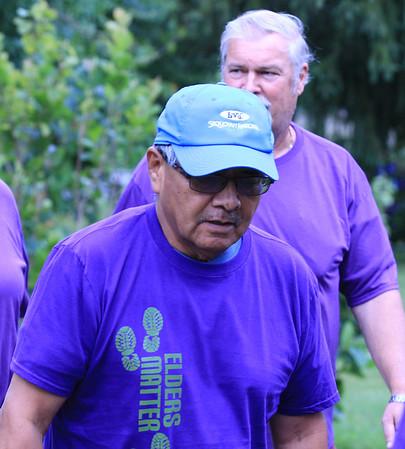 Elder Abuse Awareness Day Walk 6-15-17