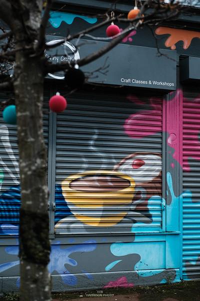 Street Art and Street Furniture