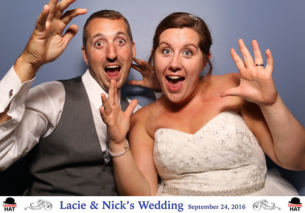Lacie & Nick's Wedding