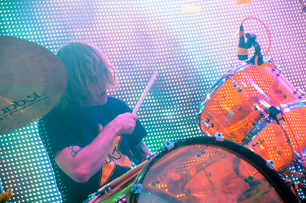 Kliph Scurlock, The Flaming Lips, New Years Freakout 2011.