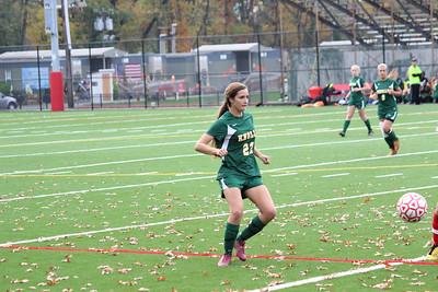 Morris Knolls Girls Soccer @ Bergen 102612