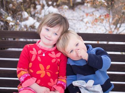 Orton Family Christmas 2013