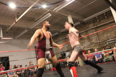 Renegade Wrestling Alliance Dynasty May 25, 2018