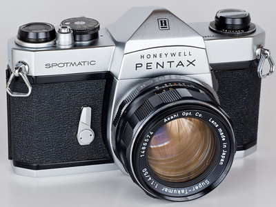Asahi Pentax Spotmatic - 1964