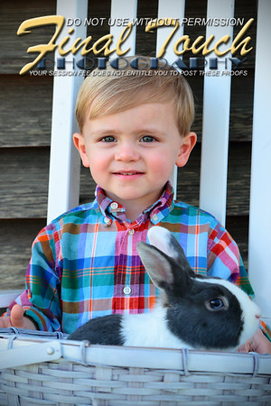 Dean Bunny 2014