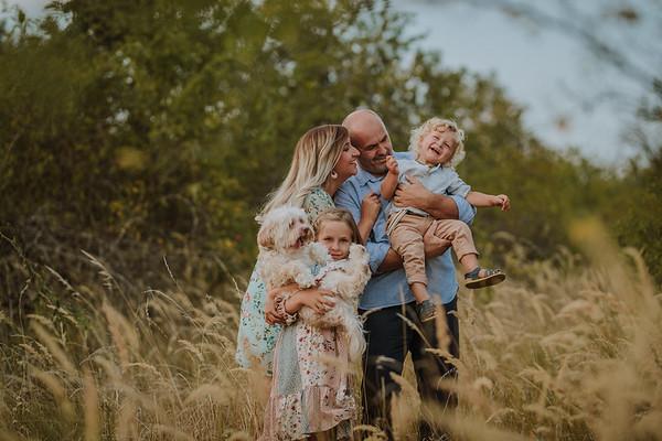 Sofinka a Daniel :: rodinné portréty