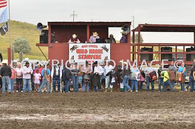 Special Family Presentations Saddle Bronc