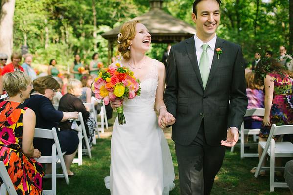 Carin + Adam Wedding