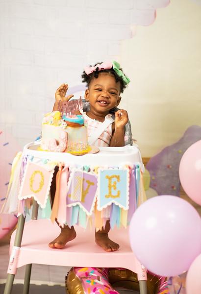 Jayla 1st Birthday