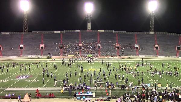 Band Show-Davidson Game @ Ladd