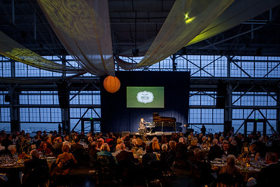 Gala at the Craneway Pavillion with special guest Randy Newman