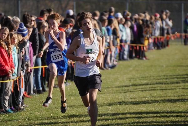10-23-18 Lake Middle School Championships
