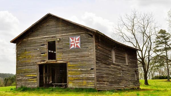 "2013 ""Old Barns & Buildings"" June"