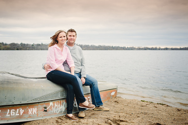 Krista and Kyle Engagement Session