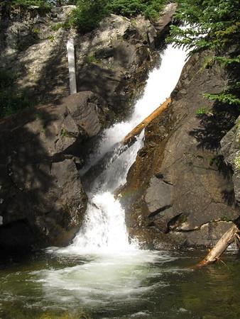 Willow Creek Falls July '10