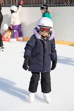 Kindergarten Skating