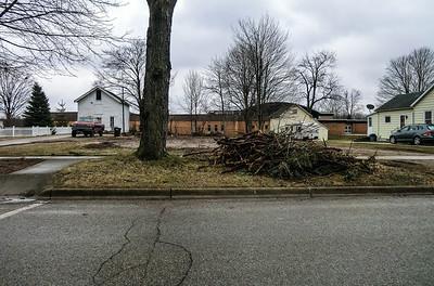 Quincy home demolished