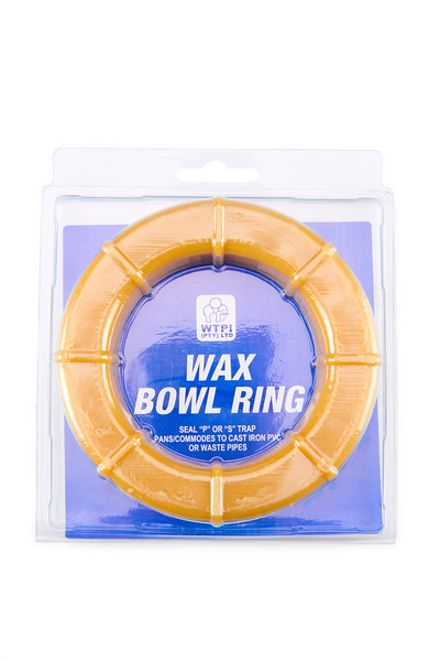Gelmar Wax Bowl Ring Brown