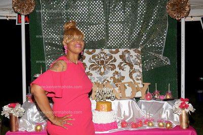 Brandy Atwood 41st birthday party