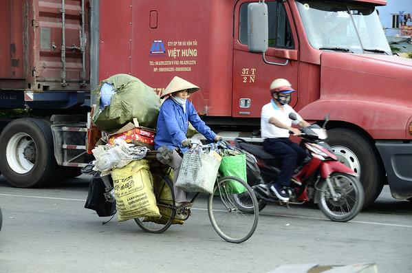PUBLIC TRANSPORT IN VIETNAM