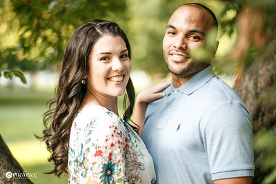Kayla and Cory