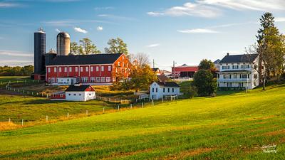 Stahl Dairy Farm