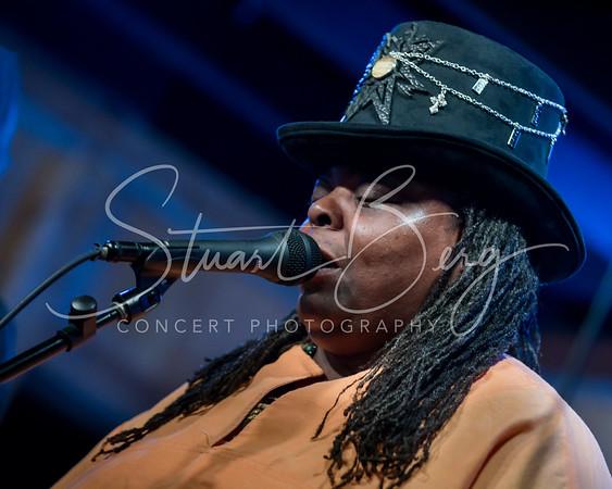 Alexis P Suter Band