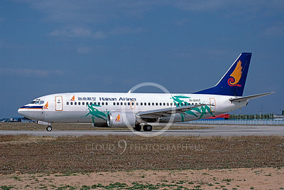 Hainan Airline Boeing 737 Airliner Pictures