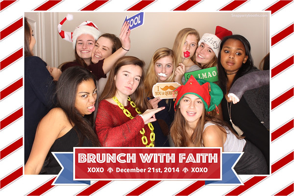 12-21-14 Brunch With Faith