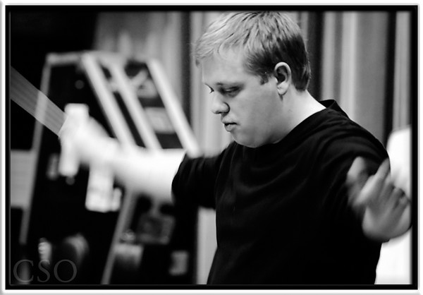 Robert Boardman  Robert Boardman, music director Campus Symphony Orchestra, W2005  School of Music Rehearsal Hall University of Michigan, Ann Arbor  08-FEB-2006