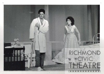 1982-1983 - Cat on a Hot Tin Roof