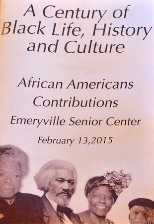 African-American History Month, 2015