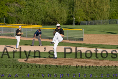 Hutch Baseball vs Orono
