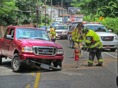 6-25-13 MVA With Injuries, Route 9 & Jack Road