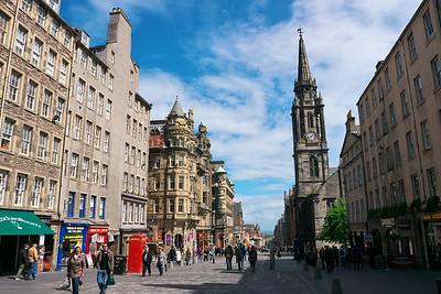 Day 21 Edinburgh