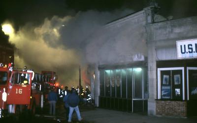 Corinth St, Roslindale 10/13/1981